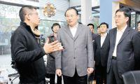 包头市党政考察团赴杭州无锡常州学习考察文化产业