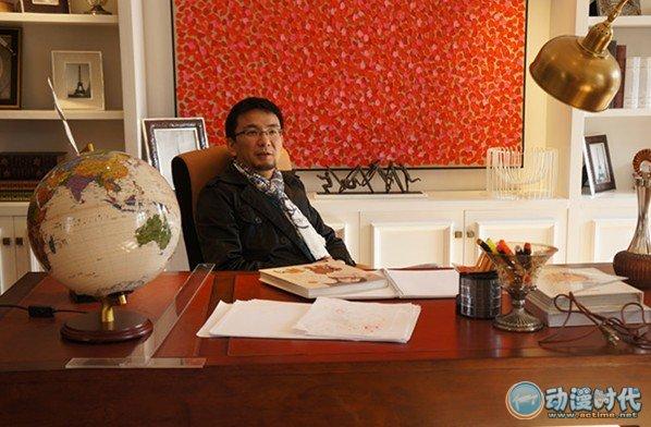 做动漫的理想主义者——花瓣网专访悠乐园CEO杨聿峰