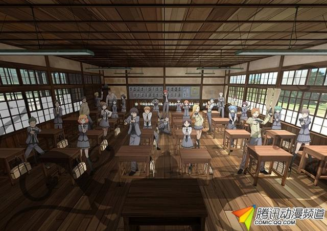 TV动画版《暗杀教室》特别视频曝光