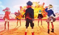 TV动画《punchline》公开新视觉图与第三弹PV