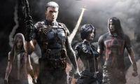 《X部队》概念海报曝光真人版X部队的角色阵容