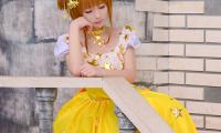 《魔卡少女樱》木之本樱星星礼服
