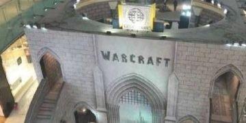 《魔兽世界》电影主题展将于4月登录北京