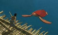 吉卜力动画新作《红龟》曝光 与荷兰导演合作拍摄