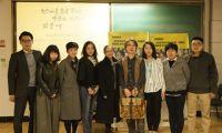 韩国动漫大咖安载勋走进中国人民大学艺术学院
