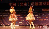二次元来袭!ChinaJoy Cosplay嘉年华北京赛区的古风萌系