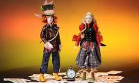 《爱丽丝梦游仙境2》将发售疯帽子与爱丽丝的人偶