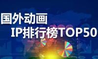 国外动画IP排行榜TOP50
