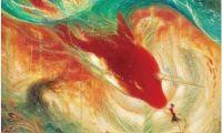 国产动画电影《大鱼海棠》在北京举办首映礼