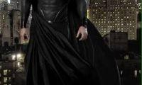 超人回归《正义联盟》 黑衣形象酷炫登场