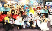 中市全台首创动漫音乐祭 听音乐玩宝可梦