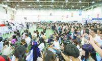 第九届厦门国际动漫节昨落幕 8万观众畅享动漫盛宴