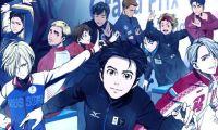 花样滑冰动画《冰上的百合》宣传PV公布