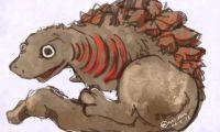 二次创作的魔力! 日本网友竟想养哥斯拉当宠物