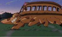 童年遇上童年 吉卜力发售猫咪巴士版回力车