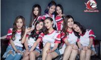 中国首支《守望先锋》女子战队成立 满屏都是大长腿