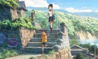 """日本动画《你的名字》导演新海诚讲述""""光影文学"""""""