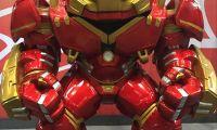 第八届中国西部动漫节在渝开幕 可偶遇超大呆萌钢铁侠