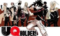 《UQ HOLDER!》正式更名为《UQ HOLDER!~魔法老师2~》