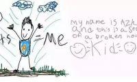 印度尼西亚男孩在父母离婚后画了一组漫画让人潸然泪下!