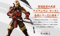11区又将推出以《钢铁侠》为原型的侍钢铁侠MK3