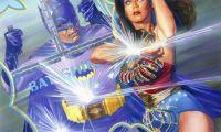 漫画角色神力女超人担任争取妇女与少女权益的荣誉大使