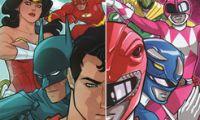 《恐龙战队》和《正义联盟》将推出迷你穿越漫画