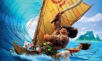 迪士尼全新公主动画《海洋奇缘》首次公开电影片段