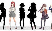 AKB48制作人秋元康跨次元计划公布人设图
