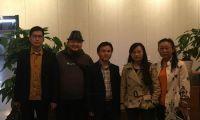 北京工业大学耿丹学院动画专业与漫域网达成初步合作意向