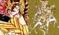 漫画《圣斗士星矢》30周年纪念画集发售