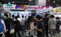 绘王动漫科技亮相广州YACA2016万圣动漫音乐节