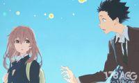 京阿尼动画电影《声之形》观影人数超过160万