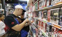 中国宅男在日本爆买动漫周边被日媒吐槽!