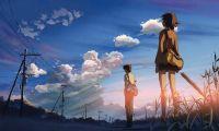 新海诚来中国香港宣传表示最希望拍成真人电影的是《秒速五厘米》