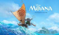 迪士尼新作《海洋奇缘》又公开新的大洋风情短片