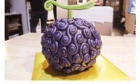 《航海王》恶魔果实蛋糕新鲜出炉