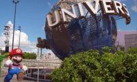 任天堂携手环球影城公布将会在世界上开放三处任天堂乐园