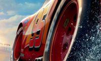 皮克斯动画新作《赛车总动员3》两款预告海报全新释出