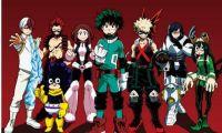 《我的英雄学院》官方公开第二季第一弹PV