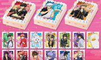 《银魂》角色印画蛋糕开始预售