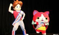 人气动画游戏系列《妖怪手表》宣布将制作剧场版第4弹