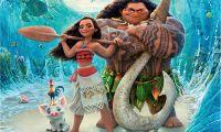 迪士尼动画片《海洋奇缘》持续领跑北美票房榜