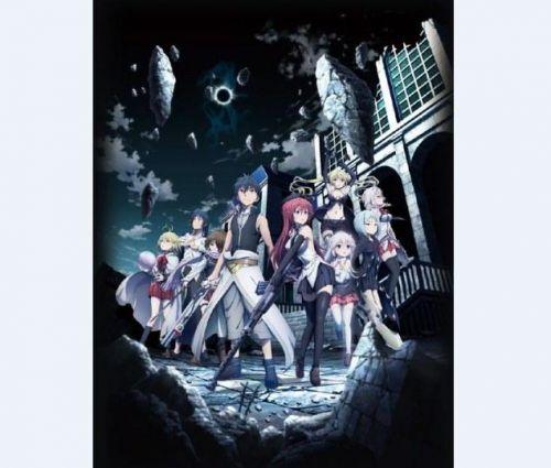 《七人魔法使》剧场版公开主视觉图追加声优