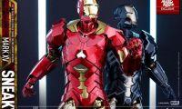 《钢铁侠3》MK15推出限量版电镀钢铁侠