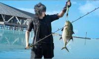 PETA控诉《最终幻想15》钓鱼场景