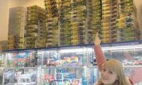 俄罗斯声优Jenya发现中国制造的盗版高达模型