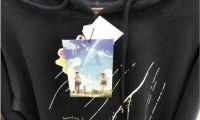 《你的名字。》联动卫衣发售