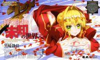 《Fate》系列动画版权画公布