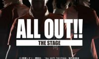 动漫《ALL OUT!!》舞台剧公布第一弹演员阵容